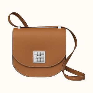 Hermes Gold Mosaique Au 24 - 21 Bag
