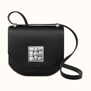 Hermes Noir Mosaique Au 24 - 17 Bag