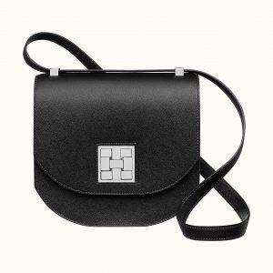 Hermes Noir Mosaique Au 24 - 21 Bag