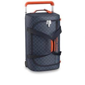Louis Vuitton Damier Cobalt Race Horizon Soft 55 Bag