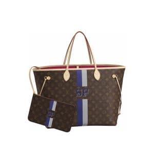 Louis Vuitton Mon Monogram Neverfull MM Bag