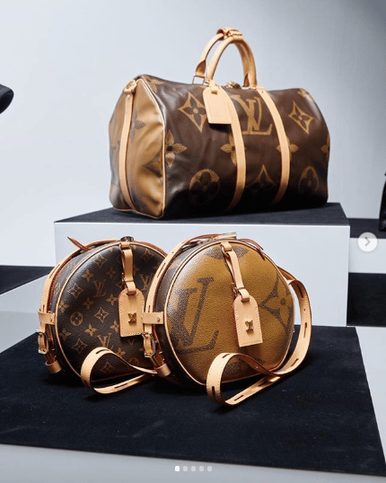 beccdcd9d6c Preview of Louis Vuitton Pre-Fall 2019 Bag Collection