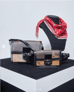 Louis Vuitton Monogram Geant Dauphine Bags