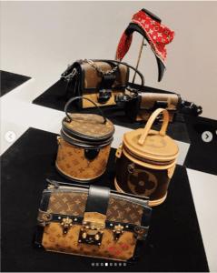 Louis Vuitton Monogram Geant e Monogram Reverse Bags