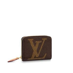 Louis Vuitton Monogram Giant Zippy Coin Purse