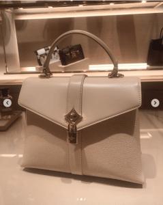 Borsa a tracolla Louis Vuitton Rose Des Vents