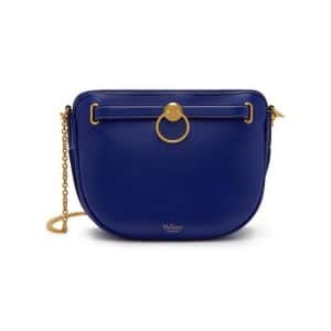 Mulberry Cobalt Blue Brockwell Bag