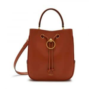 Mulberry Red Clay Hampstead Bag