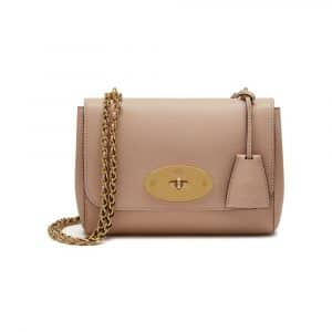 Mulberry Rosewater Small Classic Grain Lily Bag