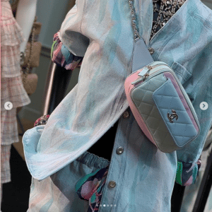 Chanel Pastel Belt Bag