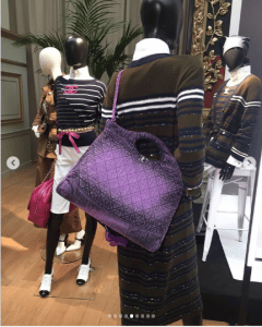 Chanel Purple 31 Bag