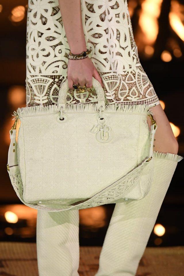 2e0bba6858a9 Dior Cruise 2020 Runway Bag Collection