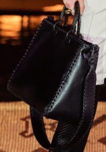 Dior Black Tote Bag