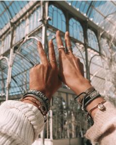 Dior J'adior Woven Bracelets 8