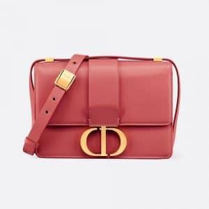 Dior Sienna Calfskin 30 Montaigne Flap Bag