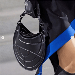 Louis Vuitton Black Hobo Bag