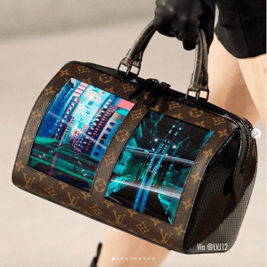Louis Vuitton Monogram Canvas of the Future Speedy Bag