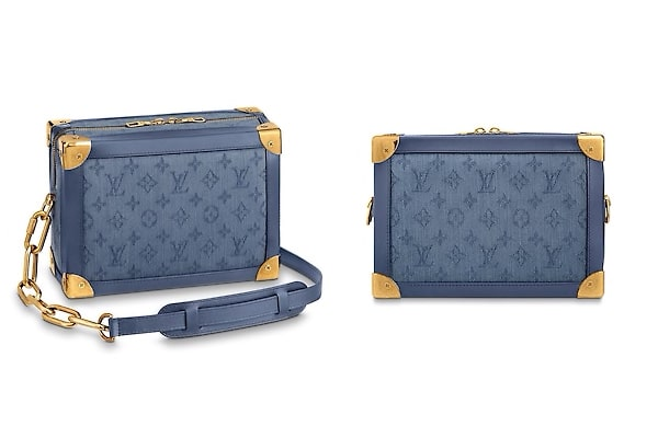 Louis Vuitton Monogram Soft Trunk Bag