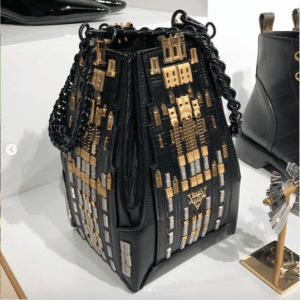Louis Vuitton Black Empire State Building Mini Bag 2