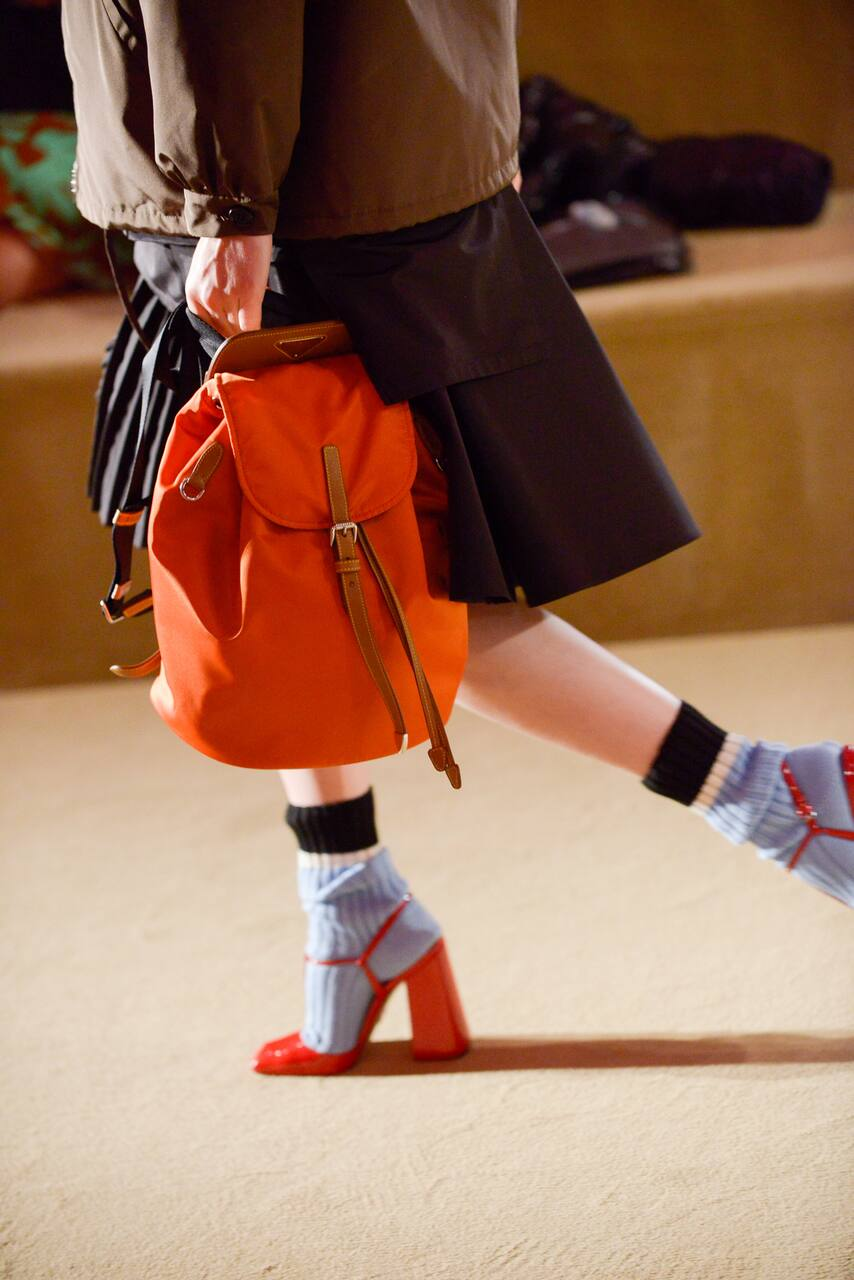 Prada Resort 2020 Runway Bag Collection Spotted Fashion