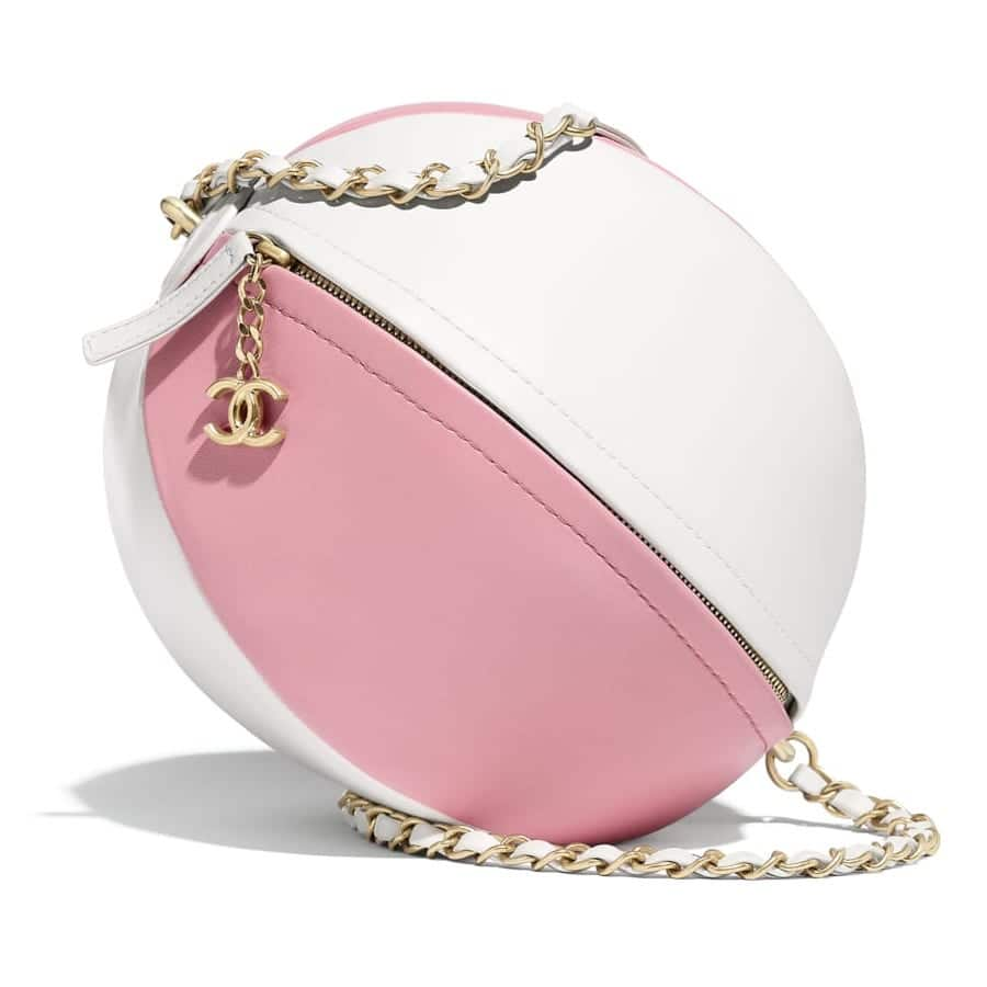 Chanel Beach Ball Bag