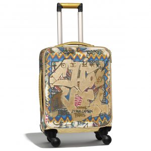 Chanel Multicolor Street Spirit Trolley Bag