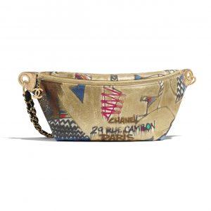 Chanel Multicolor Street Spirit Waist Bag