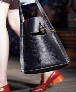 Chloe Black Bucket Bag - Resort 2020