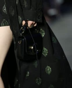 Chloe Black C Bag - Resort 2020