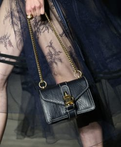 Chloe Black Flap Bag - Resort 2020