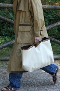 Fendi White Tote Bag - Spring 2020