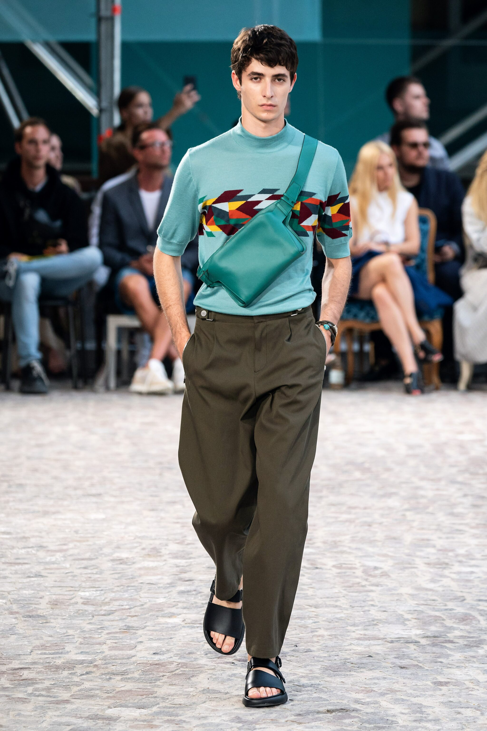 Herms Spring Summer 2020 Menswear Collection Spotted