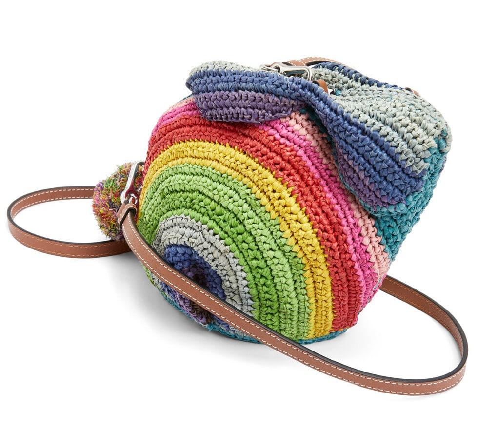 Loewe Paula's Bunny Rainbow Bag