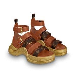 Louis Vuitton Archlight Flat Sandals 1