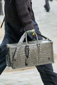 Louis Vuitton Brown Crocodile Duffle Bag - Spring 2020