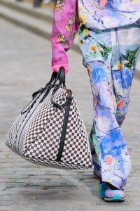 Louis Vuitton Damier Duffle Bag - Spring 2020