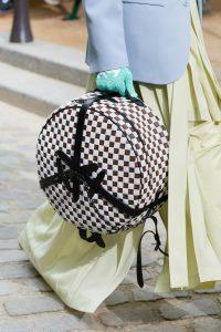 Louis Vuitton Damier Round Top Handle Bag - Spring 2020