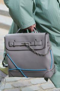 Louis Vuitton Gray City Steamer Bag - Spring 2020