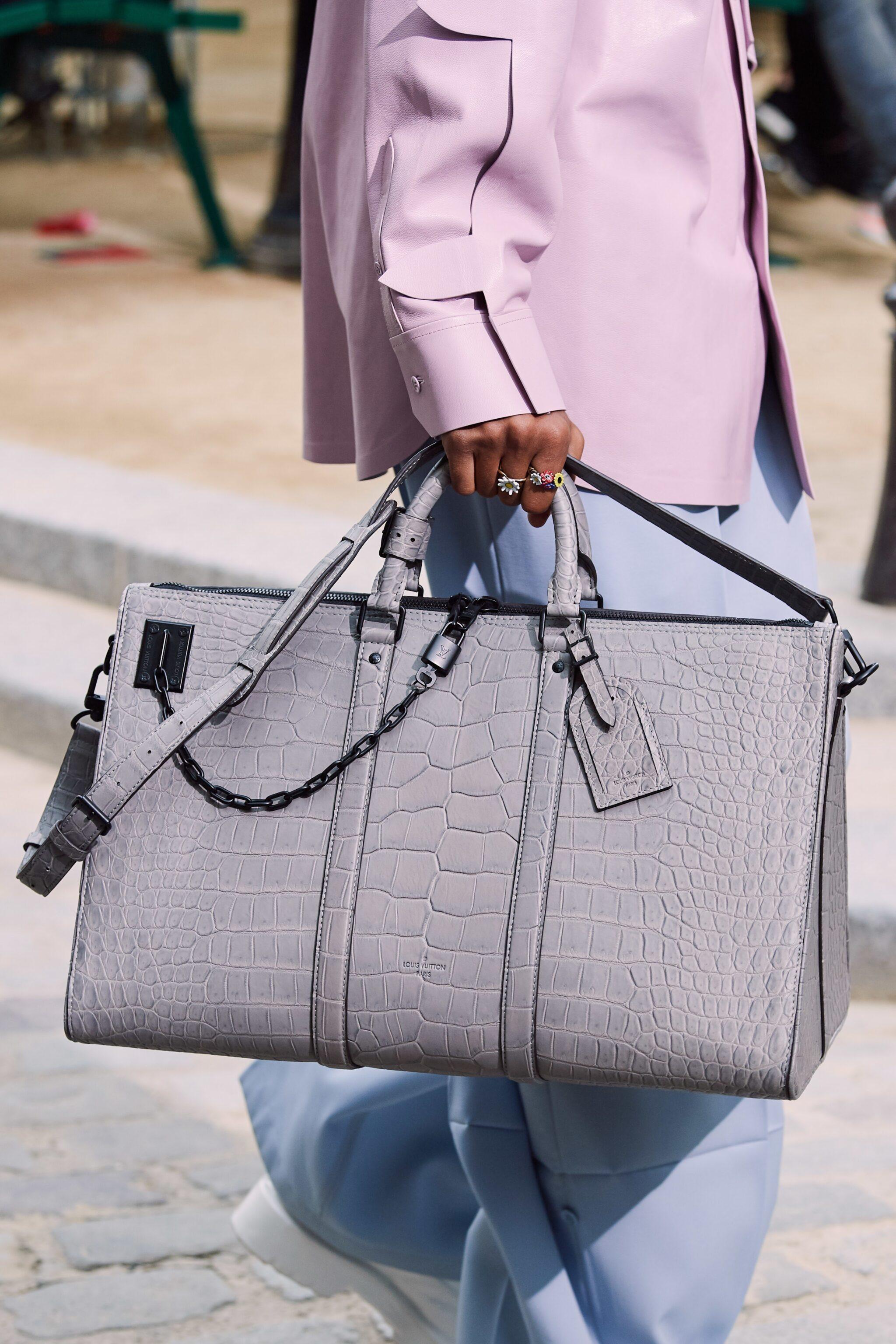 Louis Vuitton Men's Spring/Summer 2020 Runway Bag