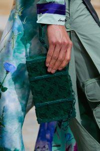 Louis Vuitton Green Monogram Mini Trunk Bag - Spring 2020