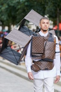Louis Vuitton Monogram Canvas Messenger and Belt Bags with Kite - Spring 2020