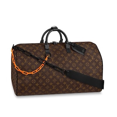 Louis Vuitton Monogram Solar Ray Borsa Keepall Bandouliere 50