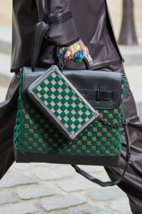 Louis Vuitton Monogram Tufted Canvas City Steamer and Shoulder Bag - Spring 2020