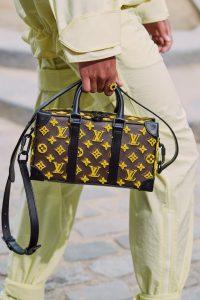 Louis Vuitton Monogram Tufted Canvas Small Top Handle Bag - Spring 2020