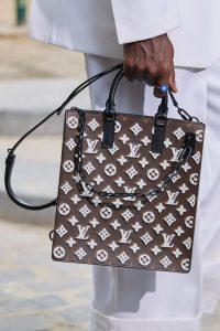 Louis Vuitton Monogram Tufted Canvas Tote Bag - Spring 2020