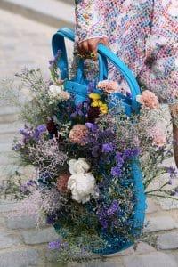 Louis Vuitton Multicolor Floral Embellished Large Tote Bag - Spring 2020