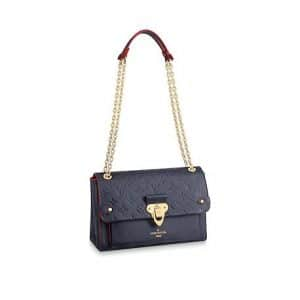 Louis Vuitton Blue Vavin Bag