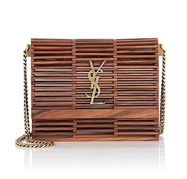 Saint Laurent Bamboo Kate Bag
