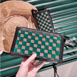Louis Vuitton Damier Mini Messenger Bag