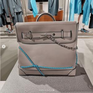 Louis Vuitton Gray City Steamer Bag